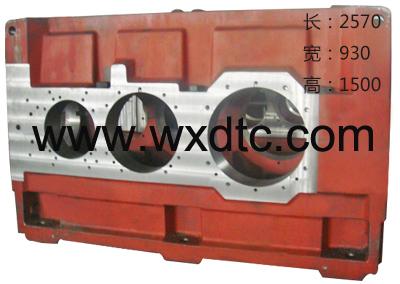 描述箱体加工零件的功能和特点